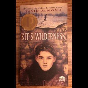 David Almond - Kit's Wilderness